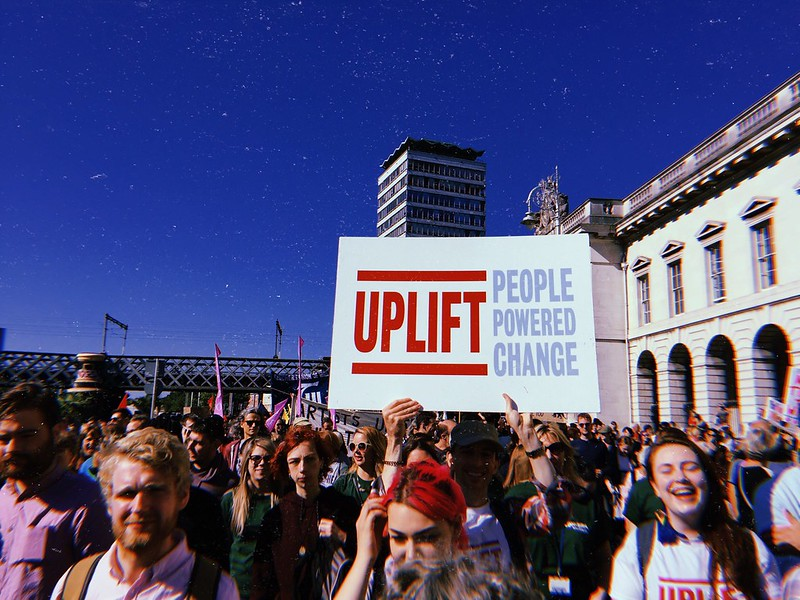 Full Time Campaigner Role with Uplift